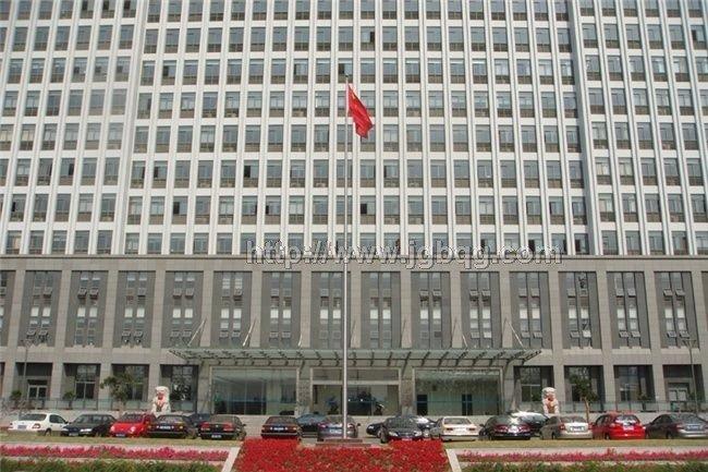 无锡广益行政服务中心旗杆工程