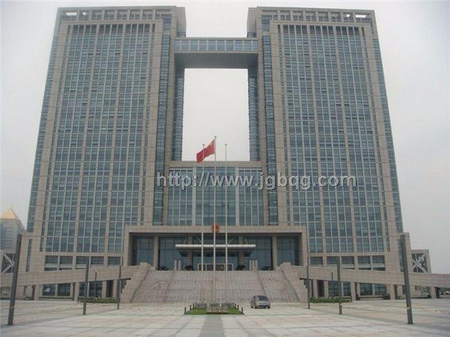 吴江市政府旗杆工程