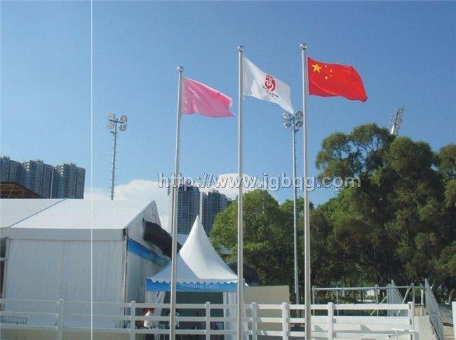 香港赛马场竖式颁奖旗工程
