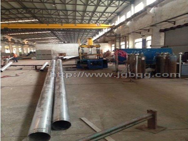 不锈钢异型管-直管加工