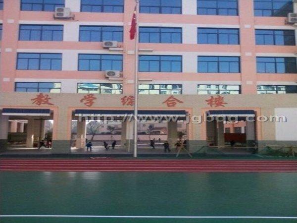 江西吉安12米旗杆案例