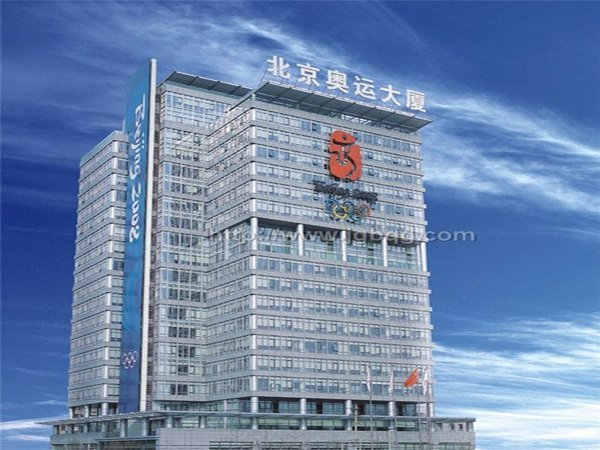 北京2008奥运会组旗杆工程